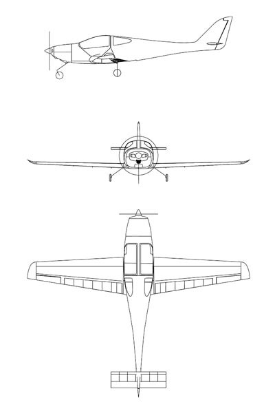 S-Vision View Drawing